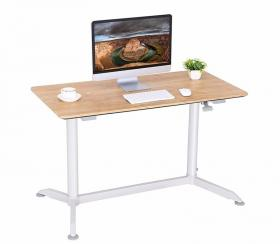 CFDL-height adjustable desk table sit to stand desk table-02